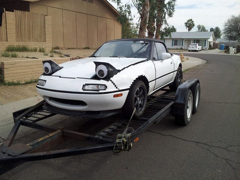 Possibly the best Miata ever.
