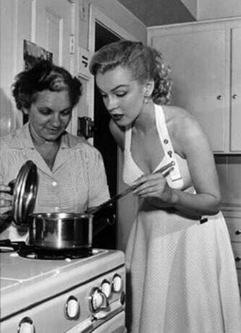 Marilyn Monroe's Daily Diet