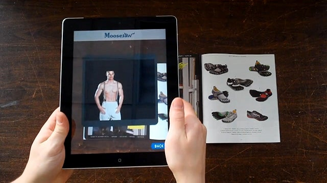 The Latest Catalog Technology Makes It Possible To Gawk At Models In Underwear
