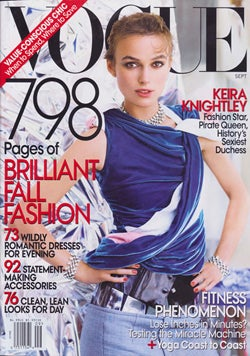 Are Things At Vogue As Bad As Keira Knightley Is Trying To Tell Us?