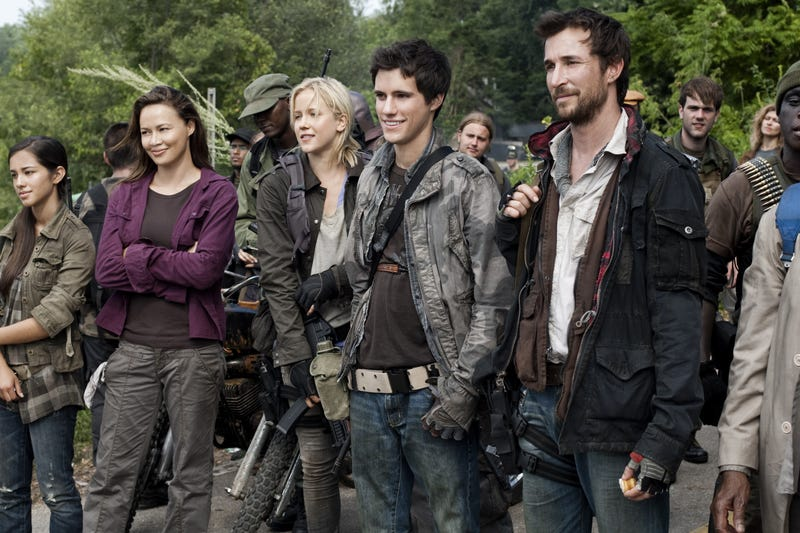 Life under alien occupation is one scary heartbreak after another, in Falling Skies