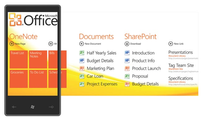Microsoft, Into the Light: The Unofficial Windows Phone 7 Strategy