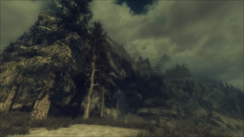 Apocalyptic Mod Turns Skyrim Into A Wasteland Horror Story