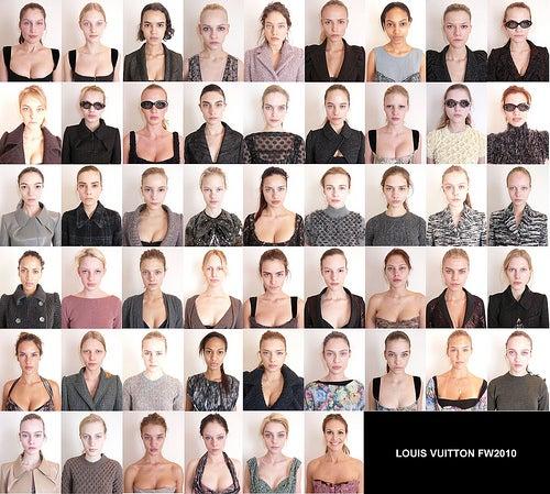 Ridiculous Men Slam Models Without Makeup