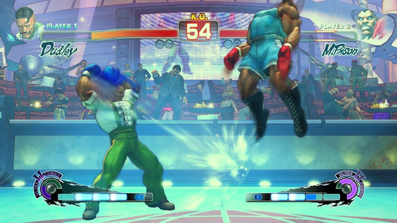 All The Super Street Fighter IV Dudley, Makoto, And Ibuki You Can Stand