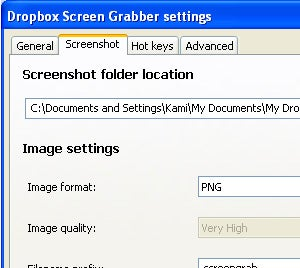Dropbox Screen Grabber Automatically Uploads Screenshots, Copies the URL to Your Clipboard
