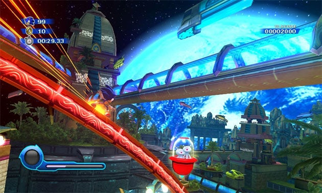 Review: Sonic Colors Does Not Suck, It Merely Succeeds