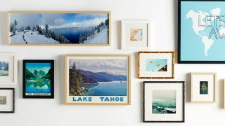 Finally Frame Your Favorite Art & Photography Hassle-Free (15% Off)