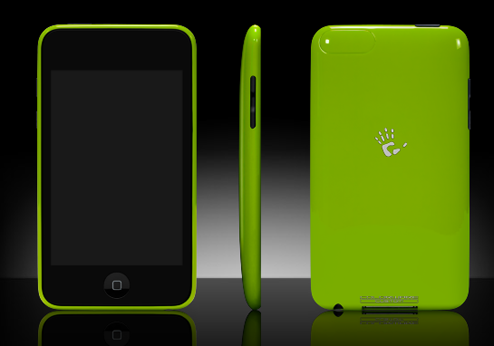 Colorware Adds Visual Spice to iPods, Better Scratch Protection For iPod Touch