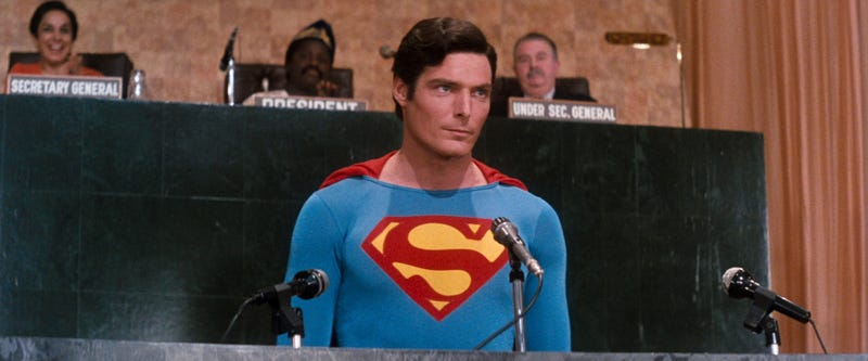 That Time The United Nations Condemned Superman (In Real Life)