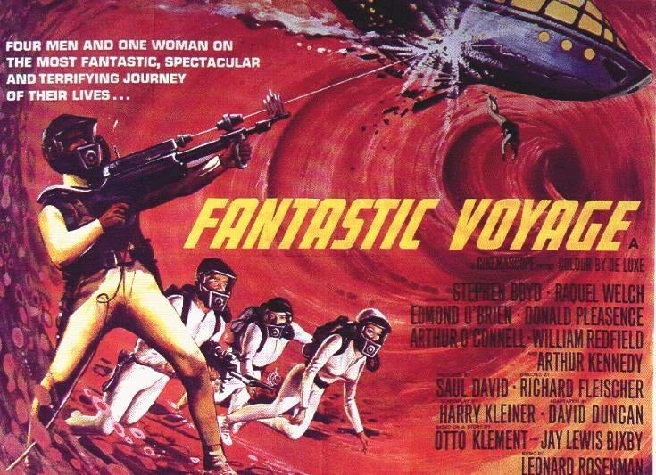 James Cameron's Fantastic Voyage Remake Is Ready To Disembark