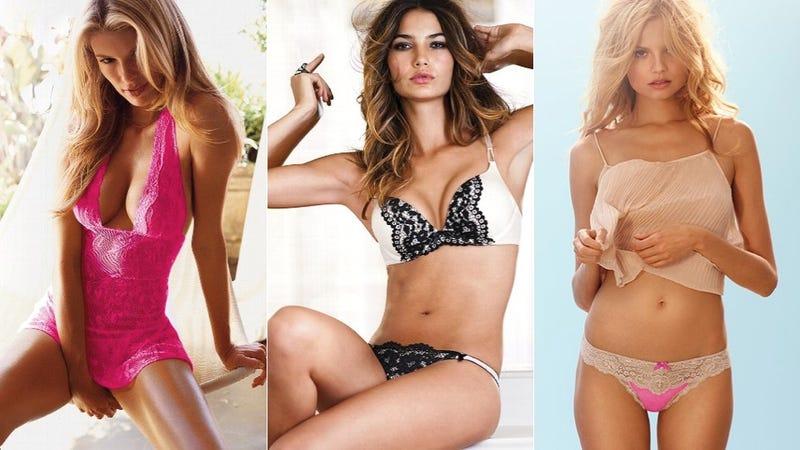 Compare And Contrast: This Hilarious 1979 Victoria's Secret Catalog vs. Victoria's Secret Today