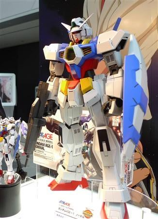 This Is the World Cup of Gundam Model Making