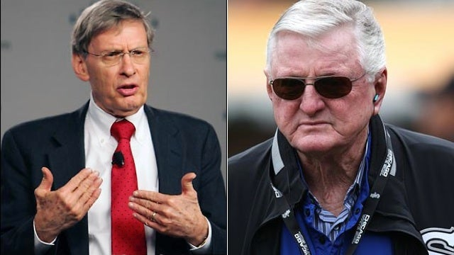 Bud Selig Gives Hawk Harrelson A Stern Talking-To For Being An Obnoxious Homer