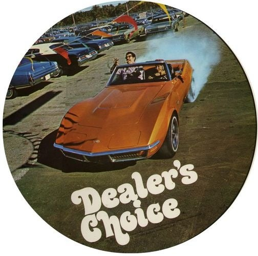Move Some Iron, Malaise Era Style: Dealer's Choice Board Game!