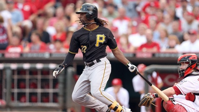 Andrew McCutchen Gets Hit By A 101 M.P.H. Fastball, Shows Us What A Badass He Is