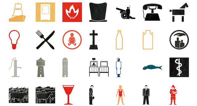 The Story Behind the Universal Icons That Came Long Before Emoji