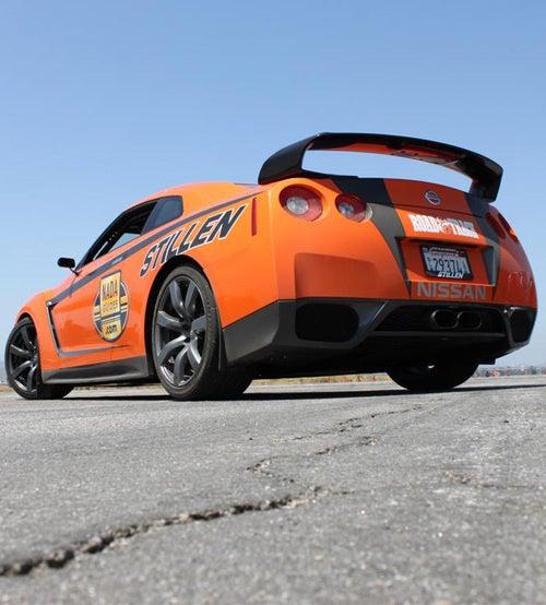 STILLEN R35 GT-R Targa Race Car