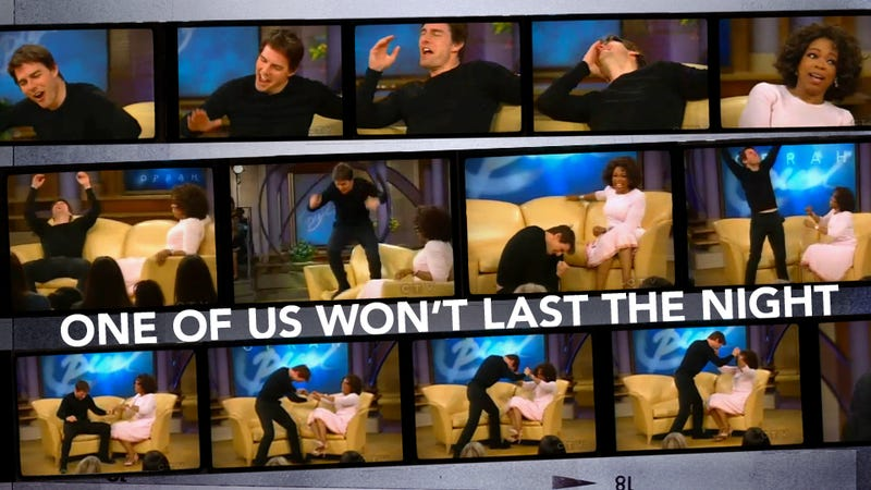 Whore of the Worlds: How Tom Cruise's Couch-Jumping Changed Stardom Forever