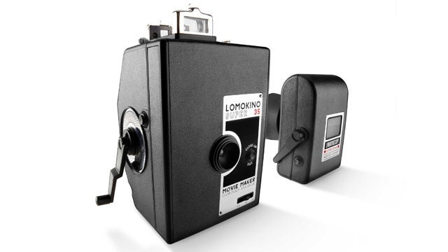Lomokino Is Lomography's Dinky 35mm Video Camera