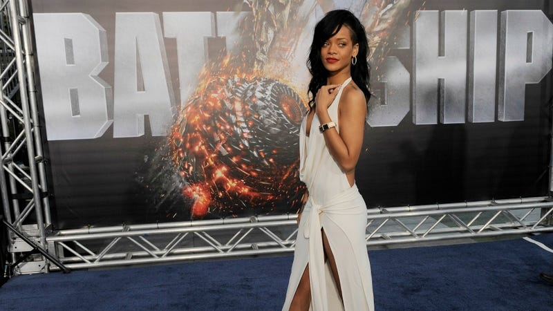 """Mahalo, Motherf*cker"" And All Of Rihanna's Other Lines In Battleship"