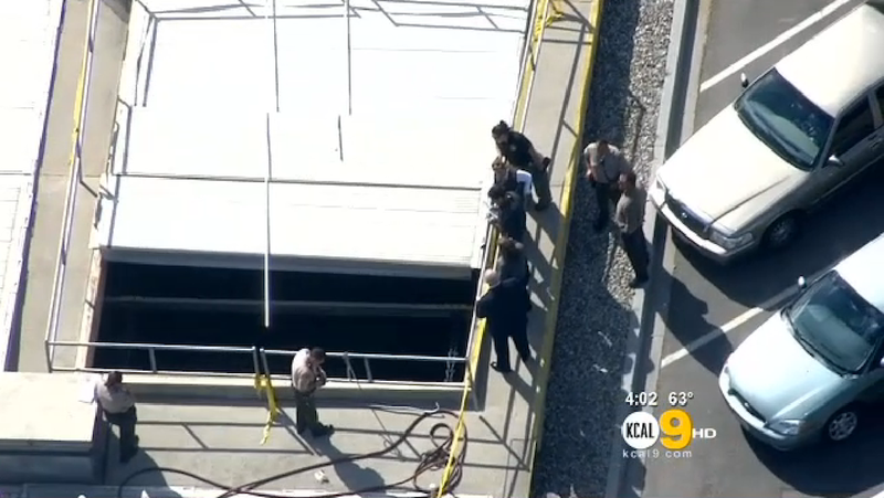 Human Remains Found in Los Angeles Water Treatment Plants