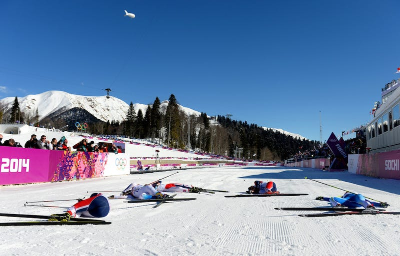 Skiathlon Seems Fun
