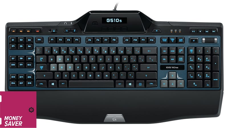 Moneysaver One-Shot: Logitech G510s Gaming Keyboard
