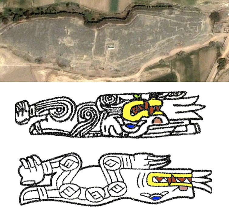 Explore a 4000-year-old Peruvian monster from the comfort of your home