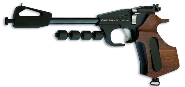 These Air Pistols Look Like Weapons from Star Wars