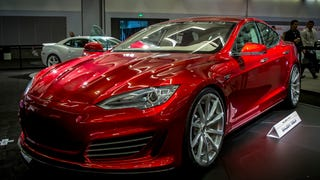Saleen's Hotted-Up Tesla Is Called The Saleen ST Now