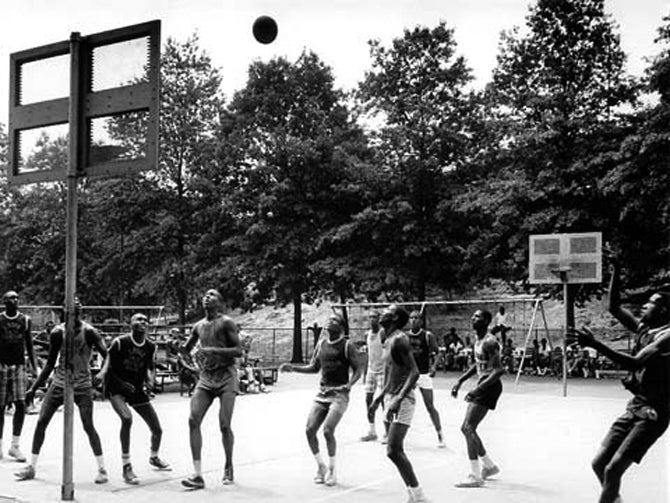 20 Minutes At Rucker Park