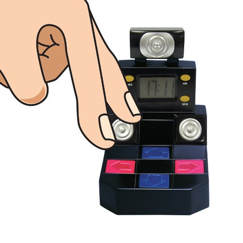 DDR Alarm Clock Takes Your Fingers Back to 2003