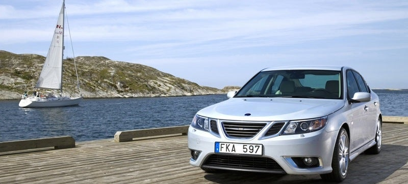 Saab Back From Dead, Starts Building Electric 9-3s