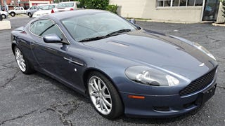 Now You Can Buy a V12 Aston Martin For The Price Of A Toyota Camry