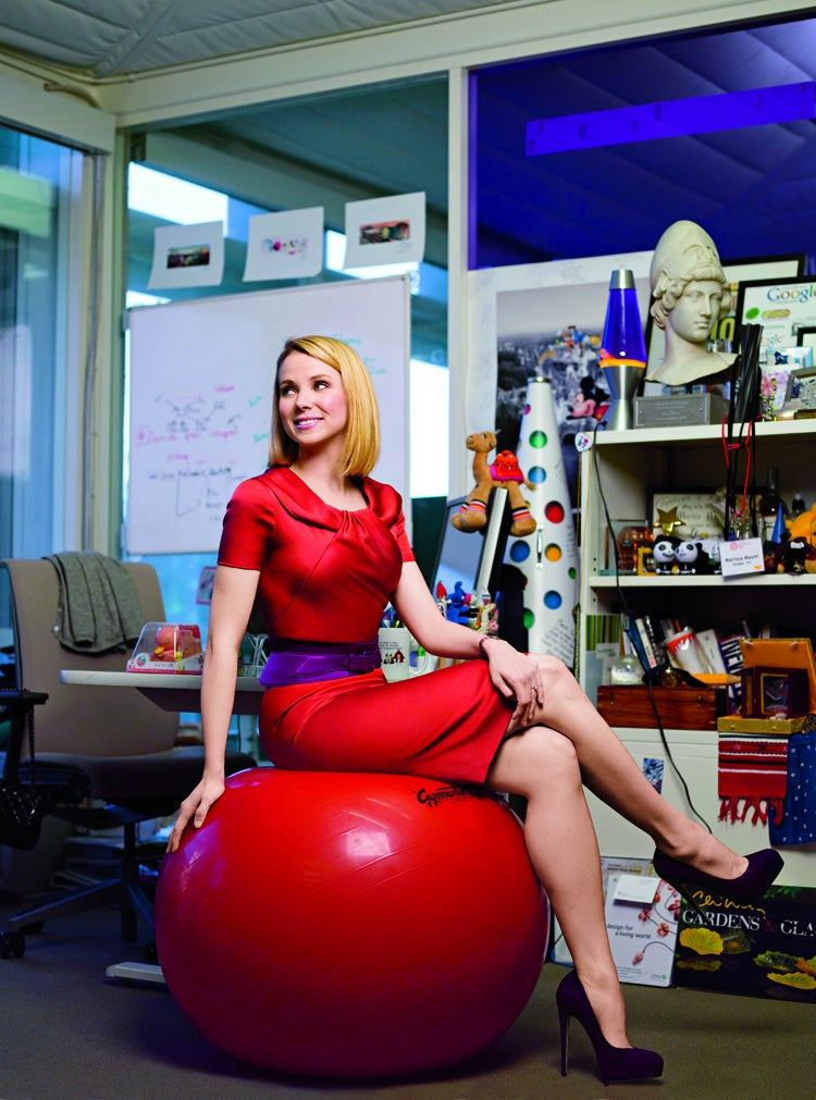 The Time Marissa Mayer Invented Google