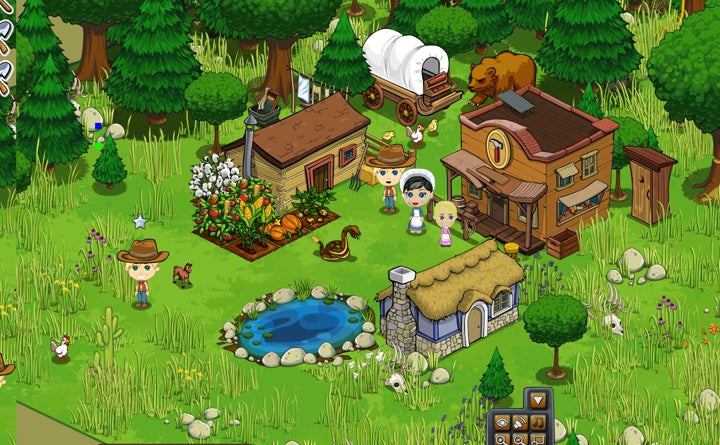 FrontierVille, The New Game From The Makers Of FarmVille, Just Might Be More Fun