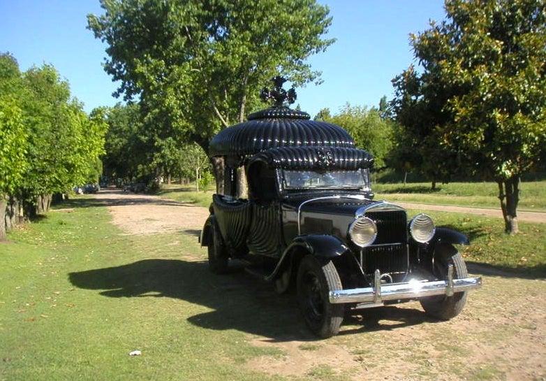 1929 Cadillac Hearse