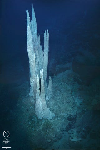Deep Sea Electricity May Have Kickstarted Life On Our Planet