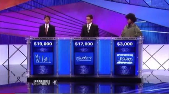 Jeopardy! Teen Tournament Contestant Earns Alex Trebek's Eternal Respect with Ultimate Final Jeopardy Answer