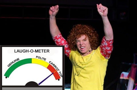 Researchers Have Developed a Working Laugh-o-Meter