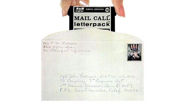 Mailing Recorded Messages Was Once an Actual Alterative To Long Distance Phone Charges