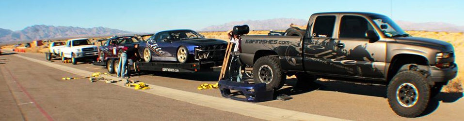 8-Bit Miata Drifts Chuckwalla Stage.