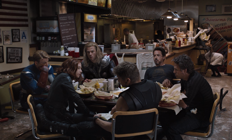 The Scientifically-Accurate Version Of The Ending Of The Avengers