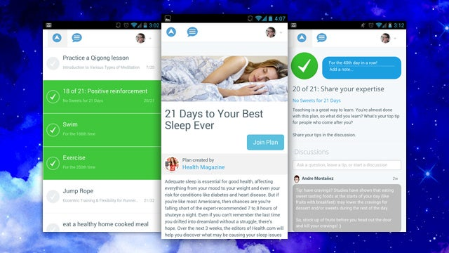 Lift for Android Keeps You Motivated and On Track to Your Goals