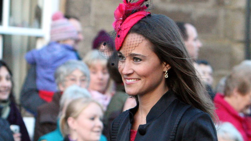 Mechanics Are Thrilled When Pippa Middleton's Land Rover Breaks Down