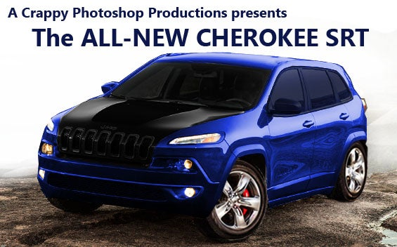 Making the case for a new 'hot hatch', the Jeep Cherokee SRT