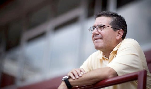 Poll: 54 Percent Of Washington D.C. Sports Fans Disapprove Of Daniel Snyder