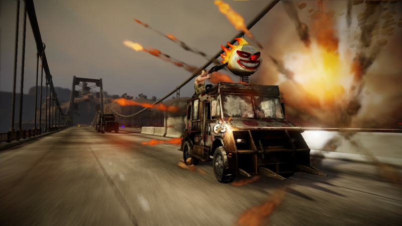 Twisted Metal Embraces Its Fantastic Split-Screen Roots