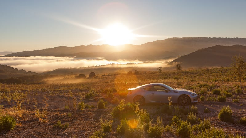 Would You Drive A Subaru BRZ Across The Continent?